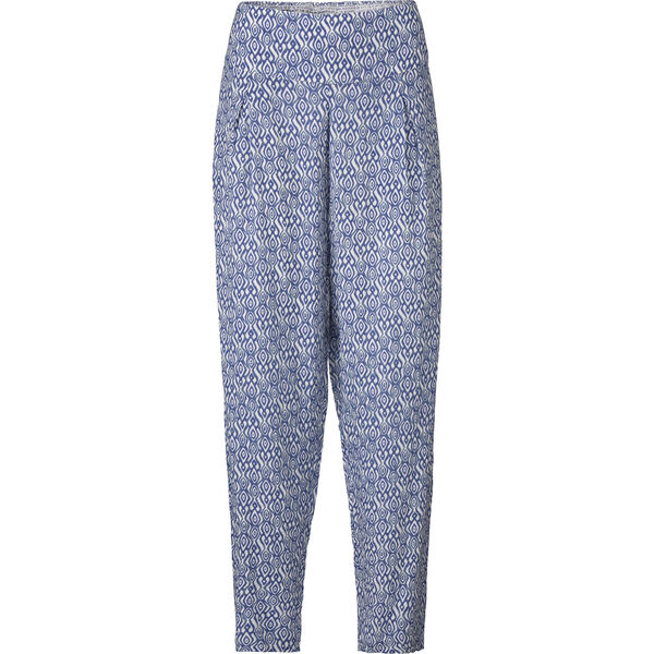 PAILINE TROUSERS, BLUE, hi-res