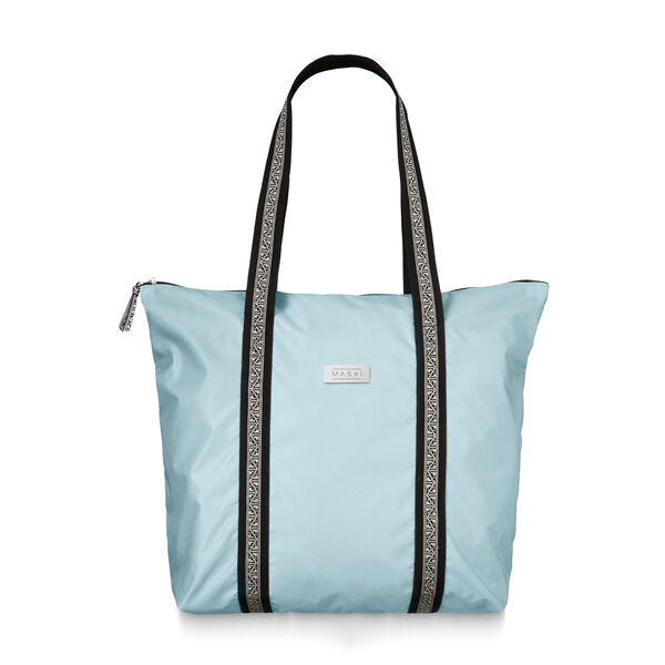 MANISHA BAG, AQUA, hi-res