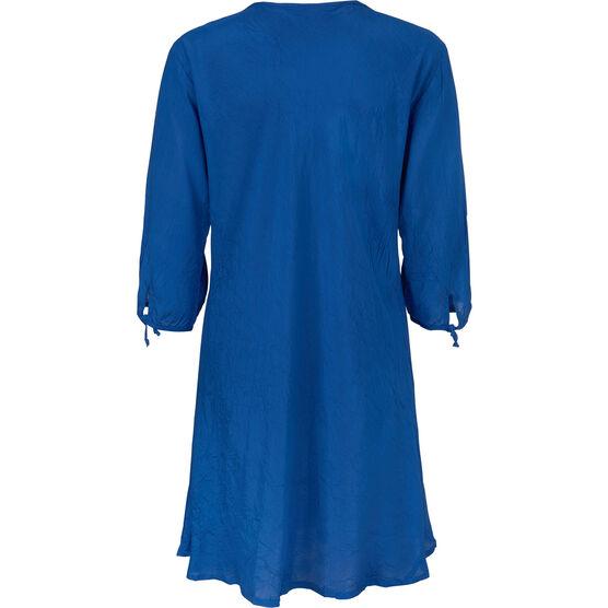 GAYLI TUNIC, GREEK BLUE, hi-res
