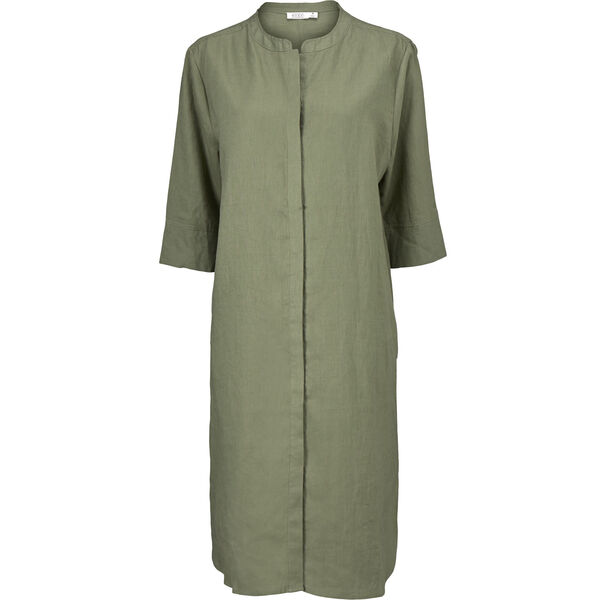 NIMES DRESS, Olive, hi-res
