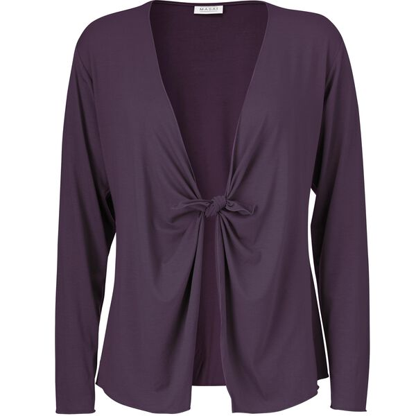 ITALLY CARDIGAN, PLUM, hi-res
