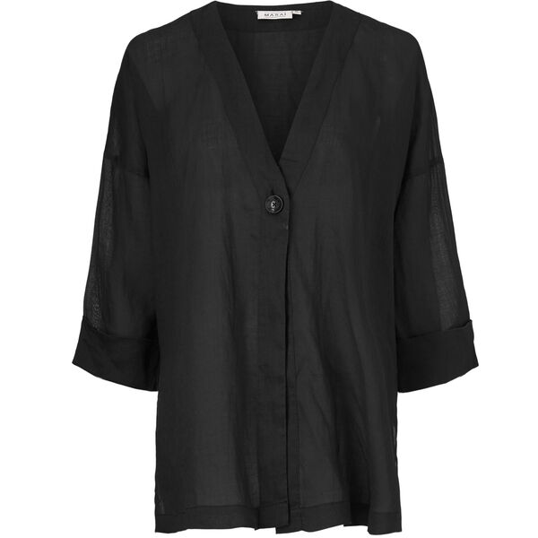 JANE JACKET, Black, hi-res