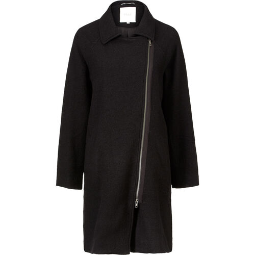 TAYLANA COAT, Black, hi-res