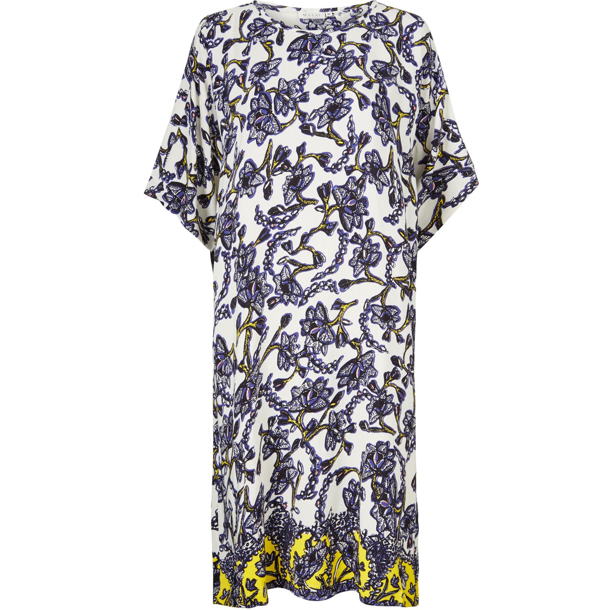 NABI DRESS, Oil Yellow, hi-res