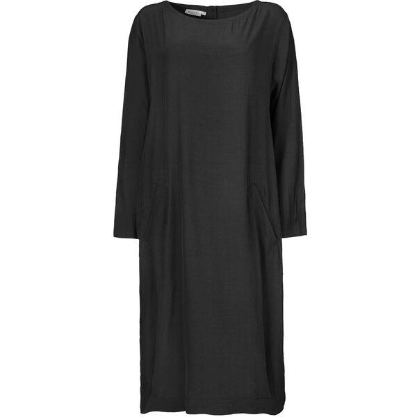 NORI DRESS, BLACK, hi-res