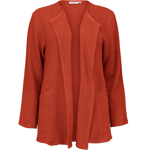 JACINDA JACKET, RED OCHRE, hi-res