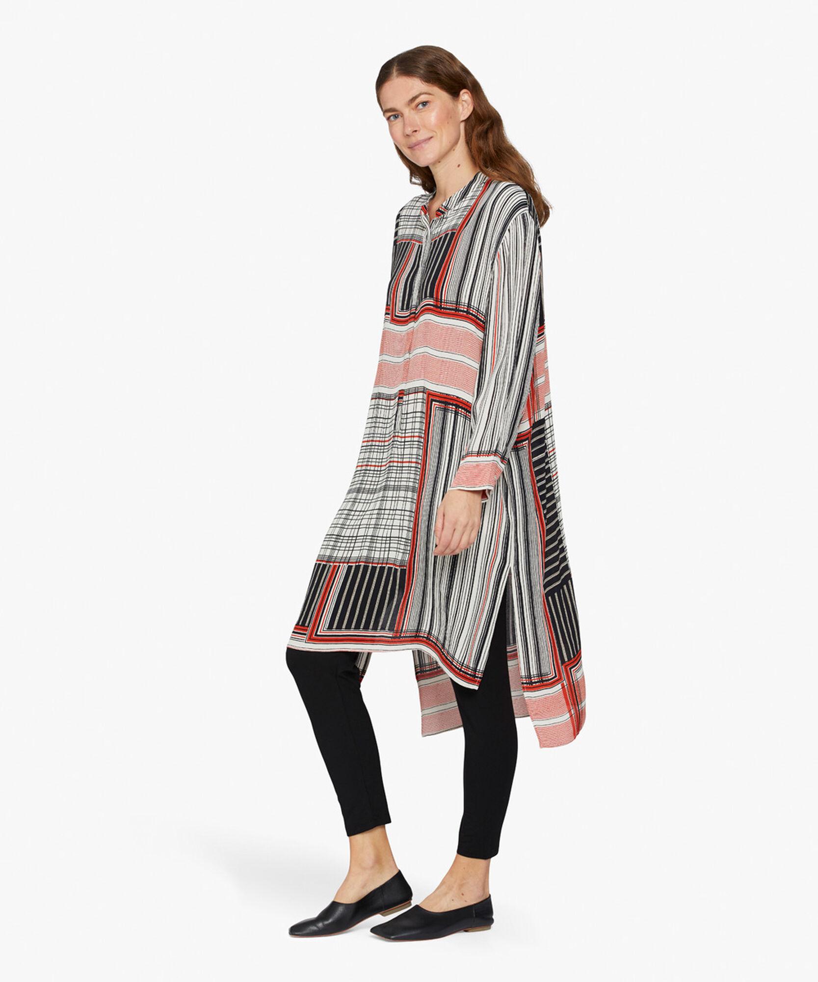 NOLENA DRESS, Valient Poppy, hi-res