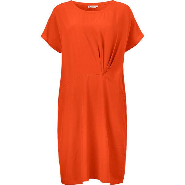 OMIA DRESS, PUMPKIN, hi-res