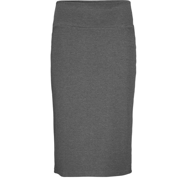 SUE SKIRT, GREY MELANGE, hi-res