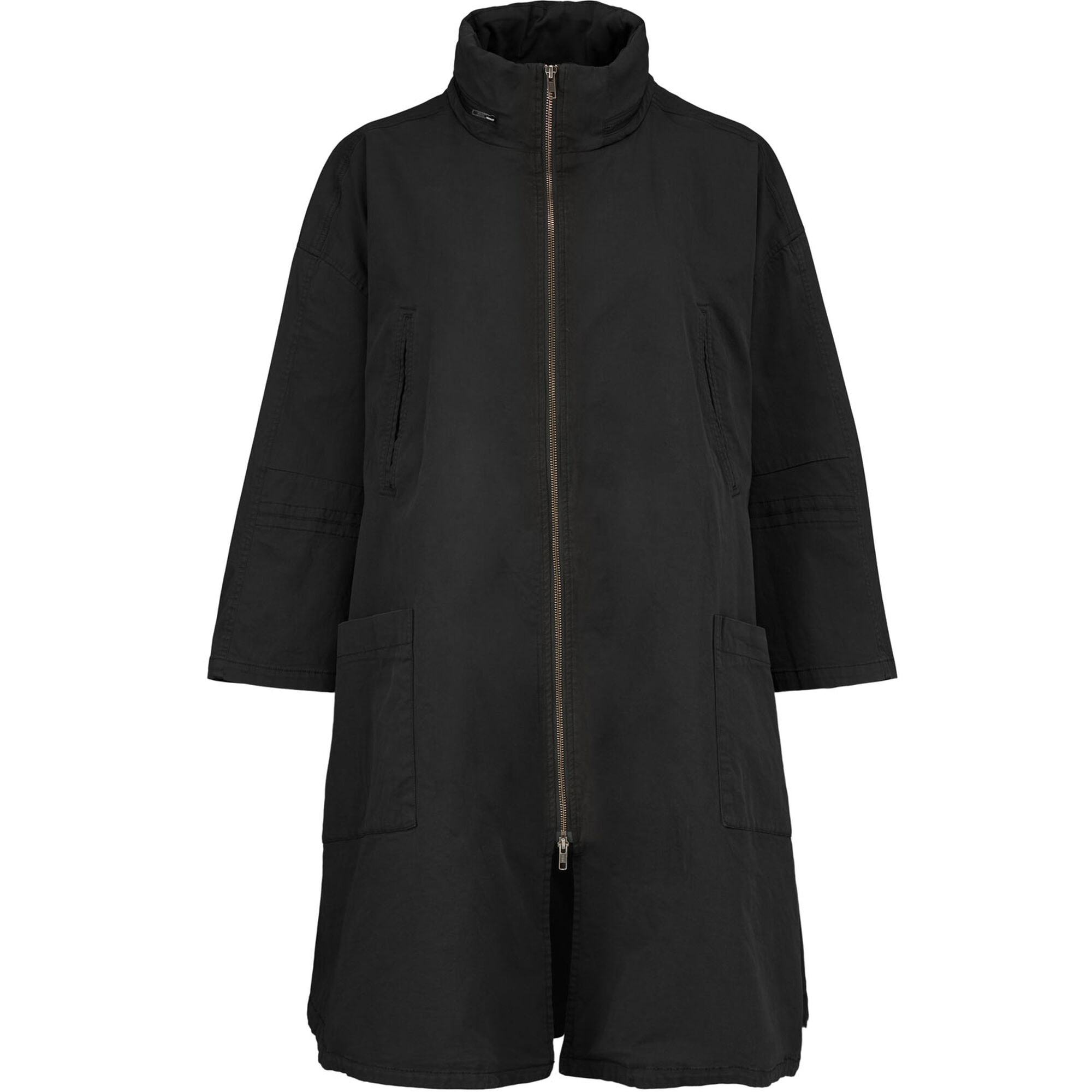 TRIXI COAT, Black, hi-res