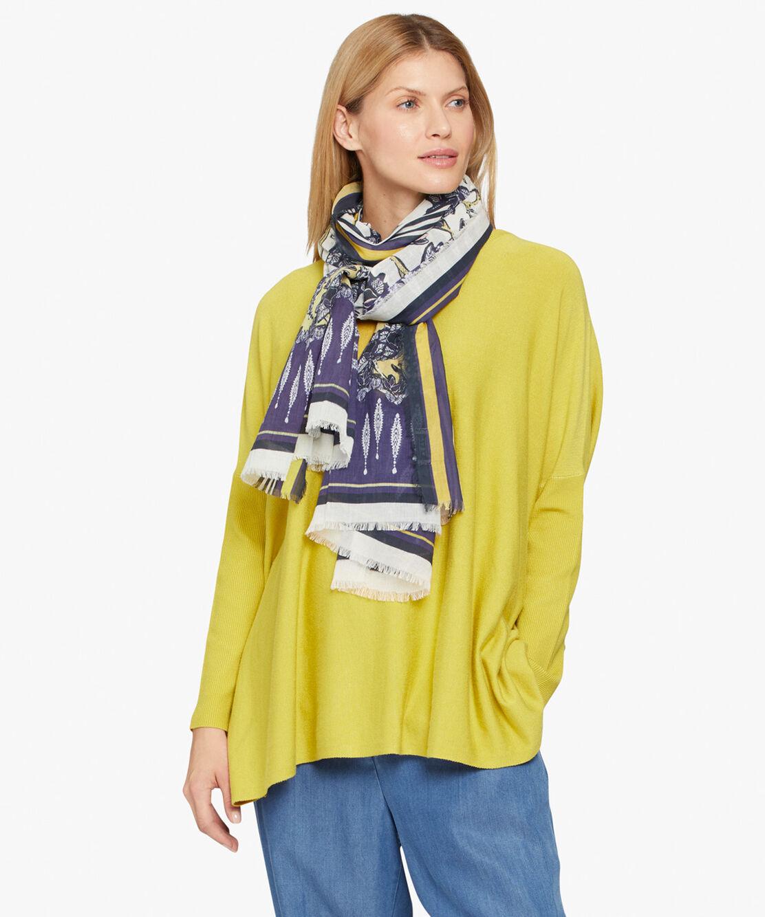 AMIRA SCARF, Oil Yellow, hi-res