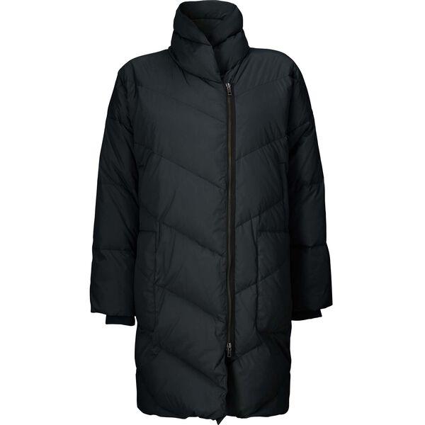 TRONJA COAT , BLACK, hi-res