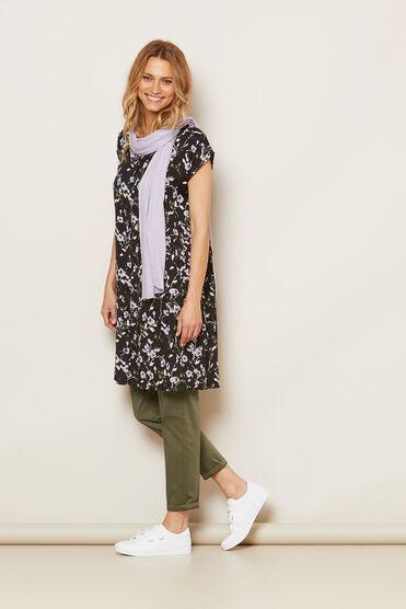 OALLY DRESS, WISTERIA, hi-res