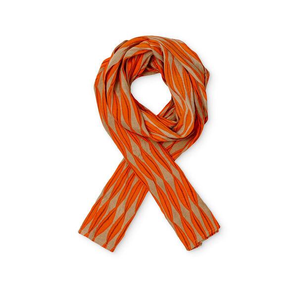 Along scarf, MANDARIN, hi-res