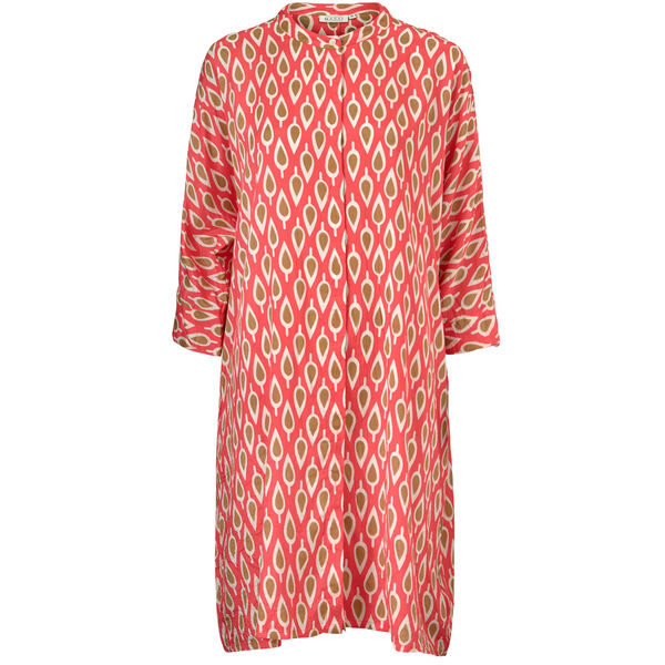 Iosetta SHIRT DRESS, Cayenne, hi-res