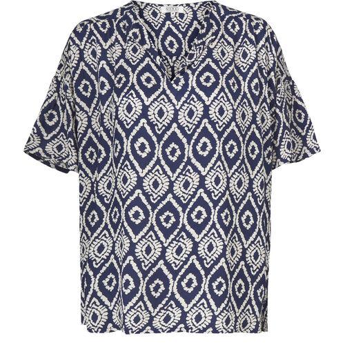 DARNELL TOP, Medieval blue, hi-res