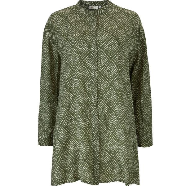 Idelta blouse, MOSS, hi-res