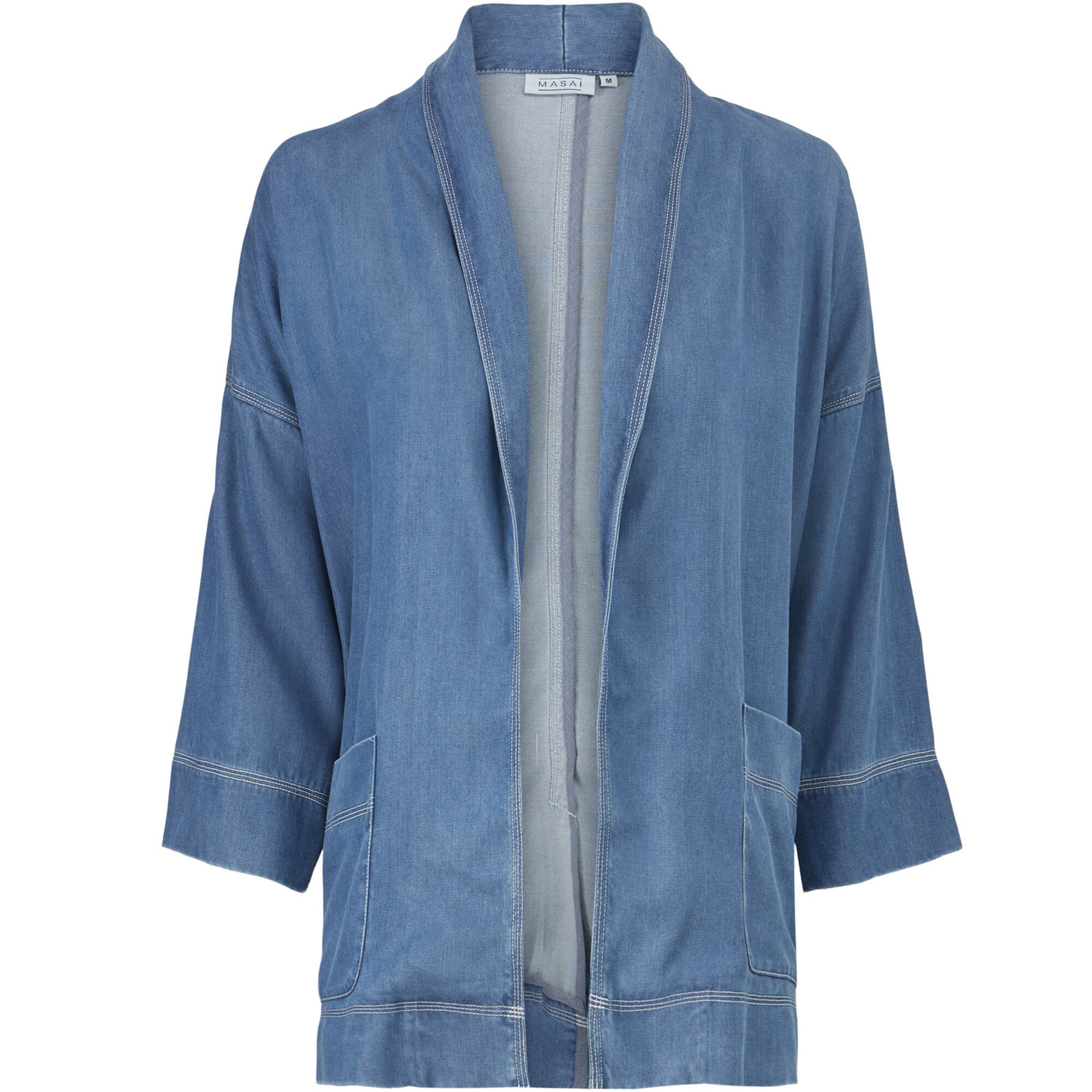 JASNA JACKET, Blue Denim, hi-res