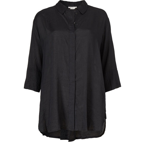 INDRASSI BLOUSE, BLACK, hi-res