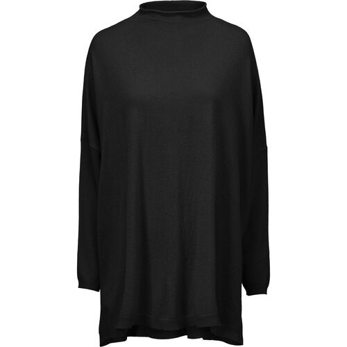 FINOLA TOP, Black, hi-res