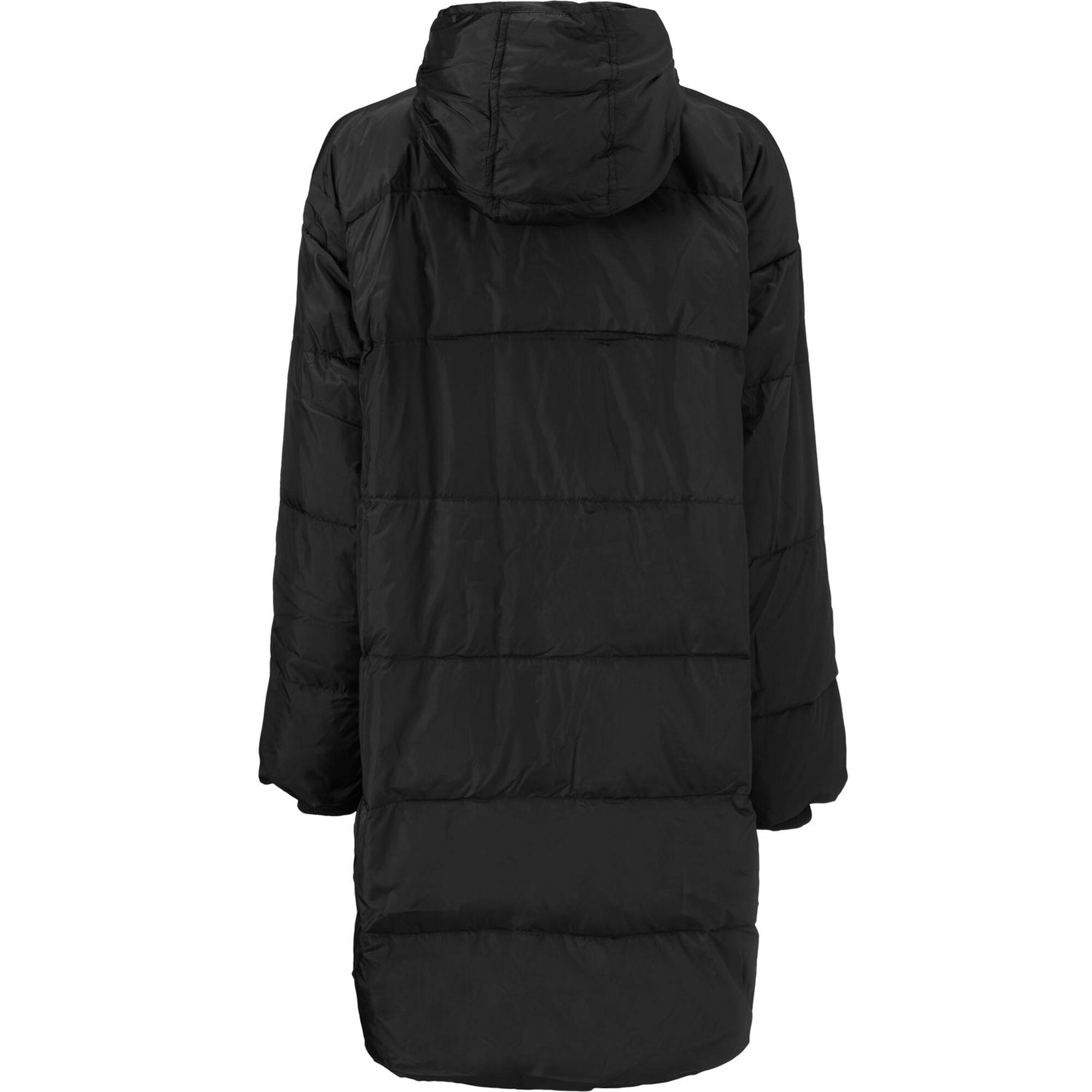 THILDE DOWN COAT, Black, hi-res