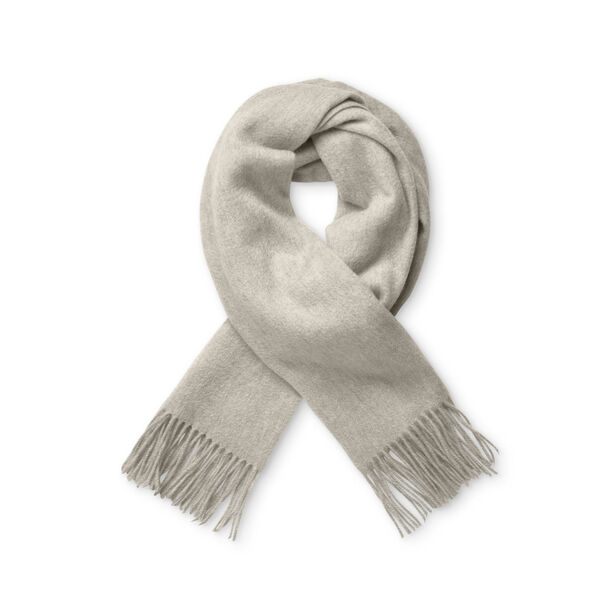 ANNA SCARF, LIGHT GREY MELANGE, hi-res