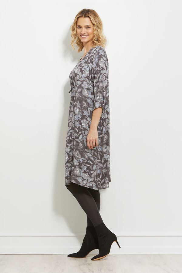 NORINA DRESS, CLOUD, hi-res