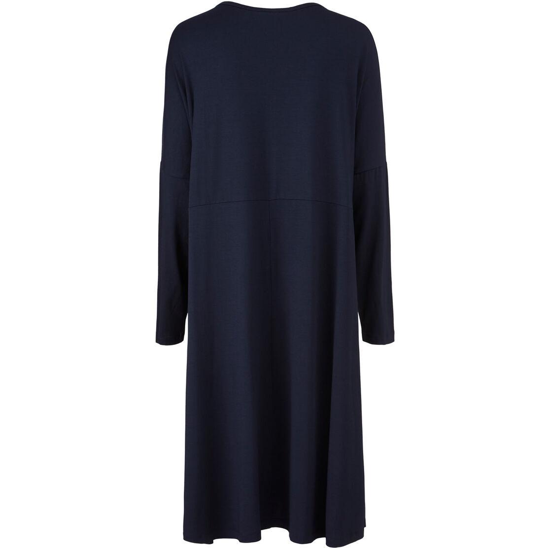 NABSA DRESS, Navy, hi-res