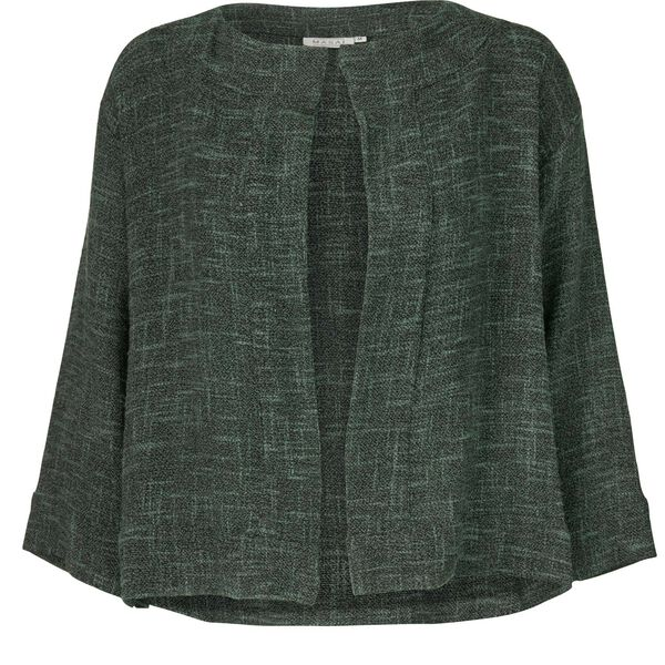 JORDANA JACKET, EMERALD, hi-res