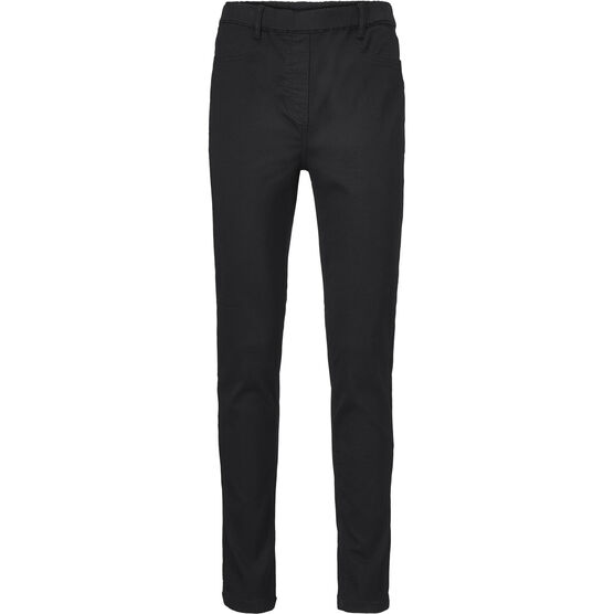 PAPPIA TROUSERS, BLACK, hi-res