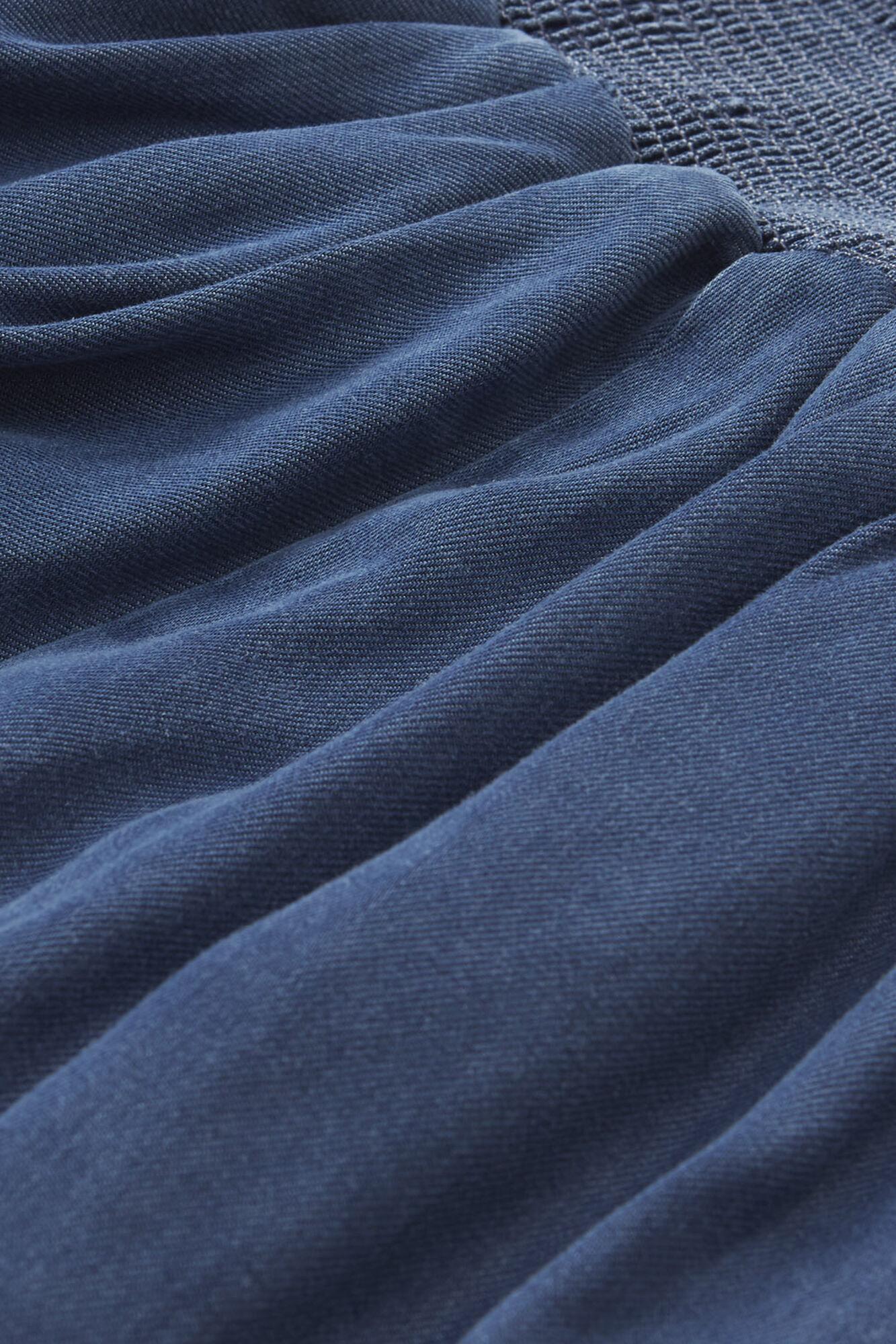 PETRON TROUSERS , Blue Denim, hi-res
