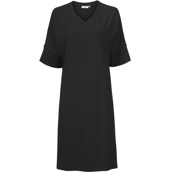 NABY DRESS, Black, hi-res