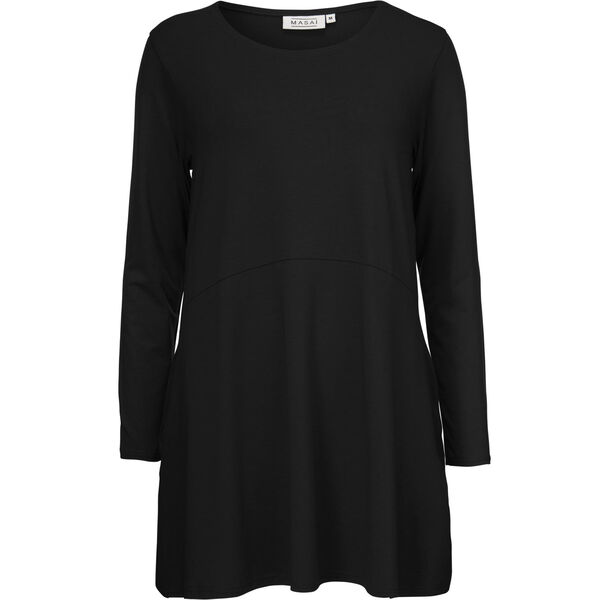 GRIZELDA TUNIC, BLACK, hi-res