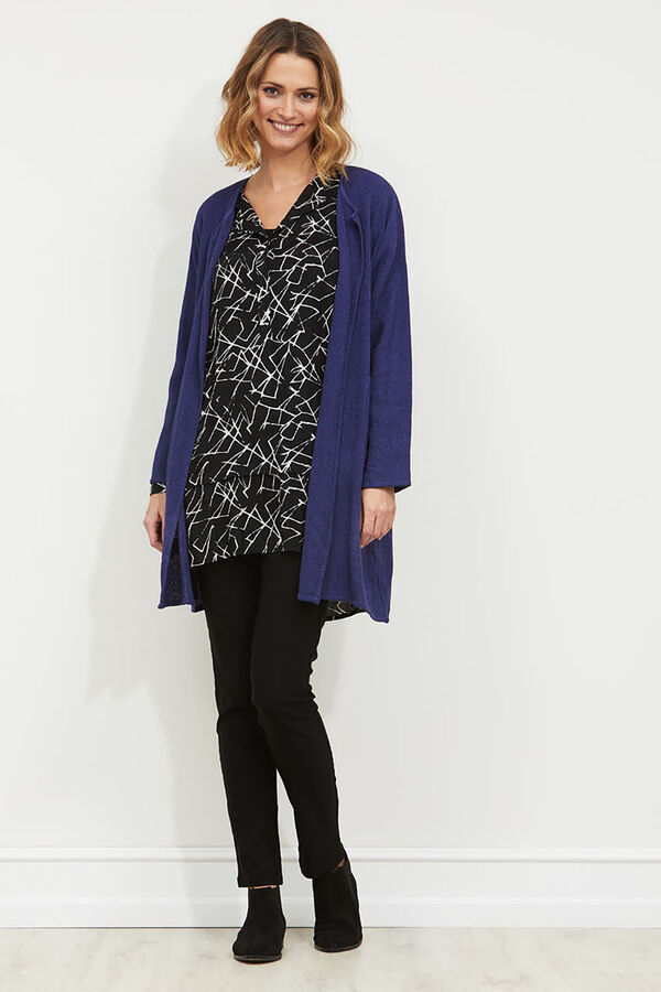 JALILA JACKET, MIDNIGHT, hi-res
