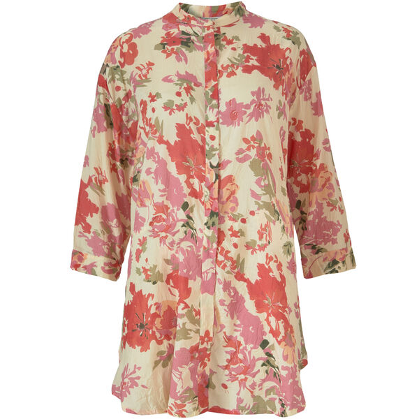 Idesta blouse, FLAMINGO, hi-res