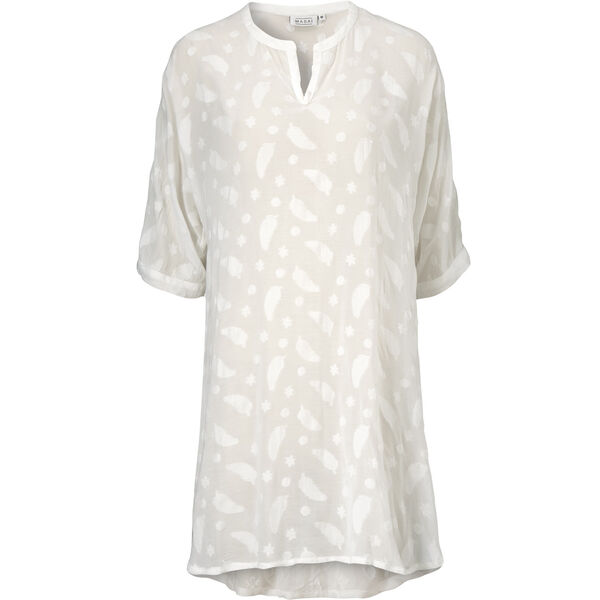 GHISLAIN TUNIC, CREAM, hi-res