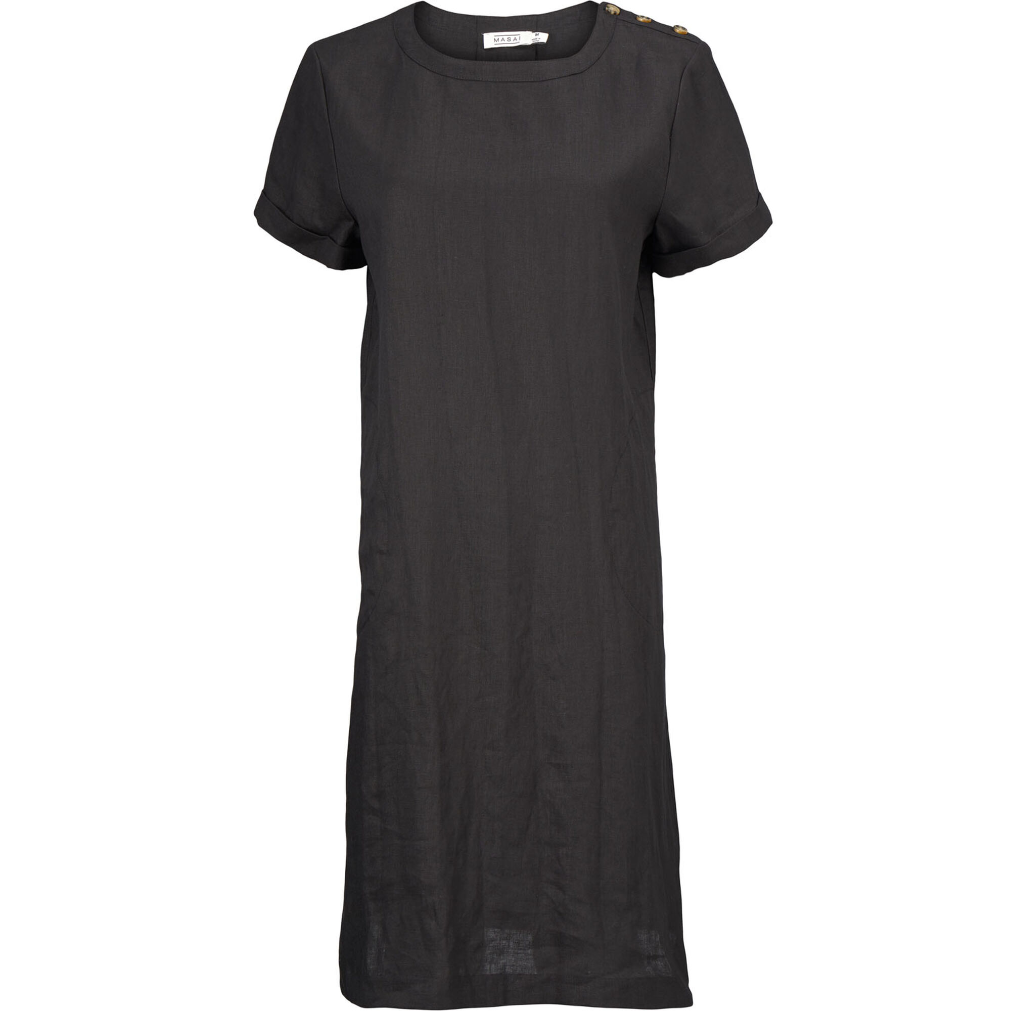 NALANI DRESS, Black, hi-res