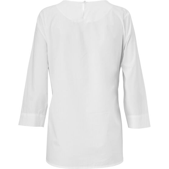 BEE TOP, White, hi-res