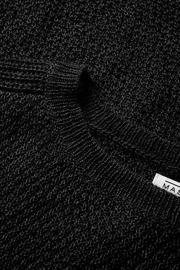 FLORIS TOP, BLACK, hi-res