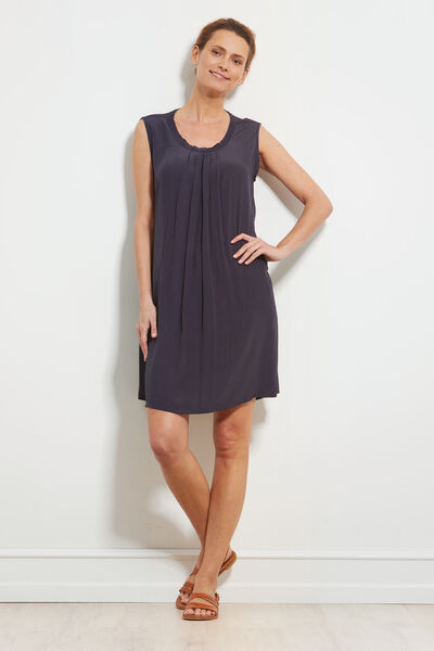 HARPER TUNIC, NAVY, hi-res
