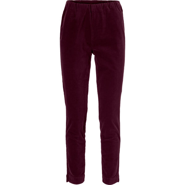 POPPY TROUSERS REGULAR, TAWNY PORT, hi-res