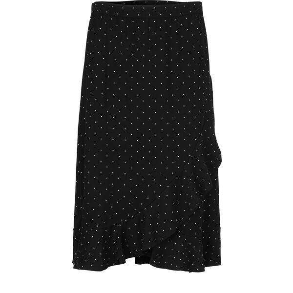 SAPHIRA SKIRT, BLACK, hi-res
