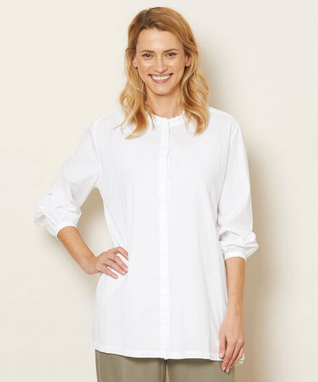 IANA SHIRT, White, hi-res
