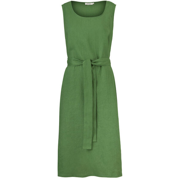 OFELIA DRESS, Elm Green, hi-res
