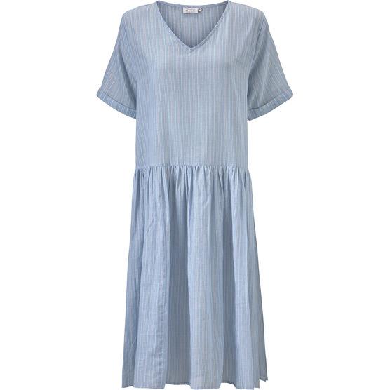 NARISA DRESS, Purple Impression, hi-res