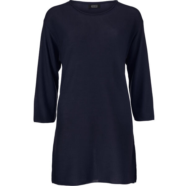 FIE TOP, NAVY, hi-res