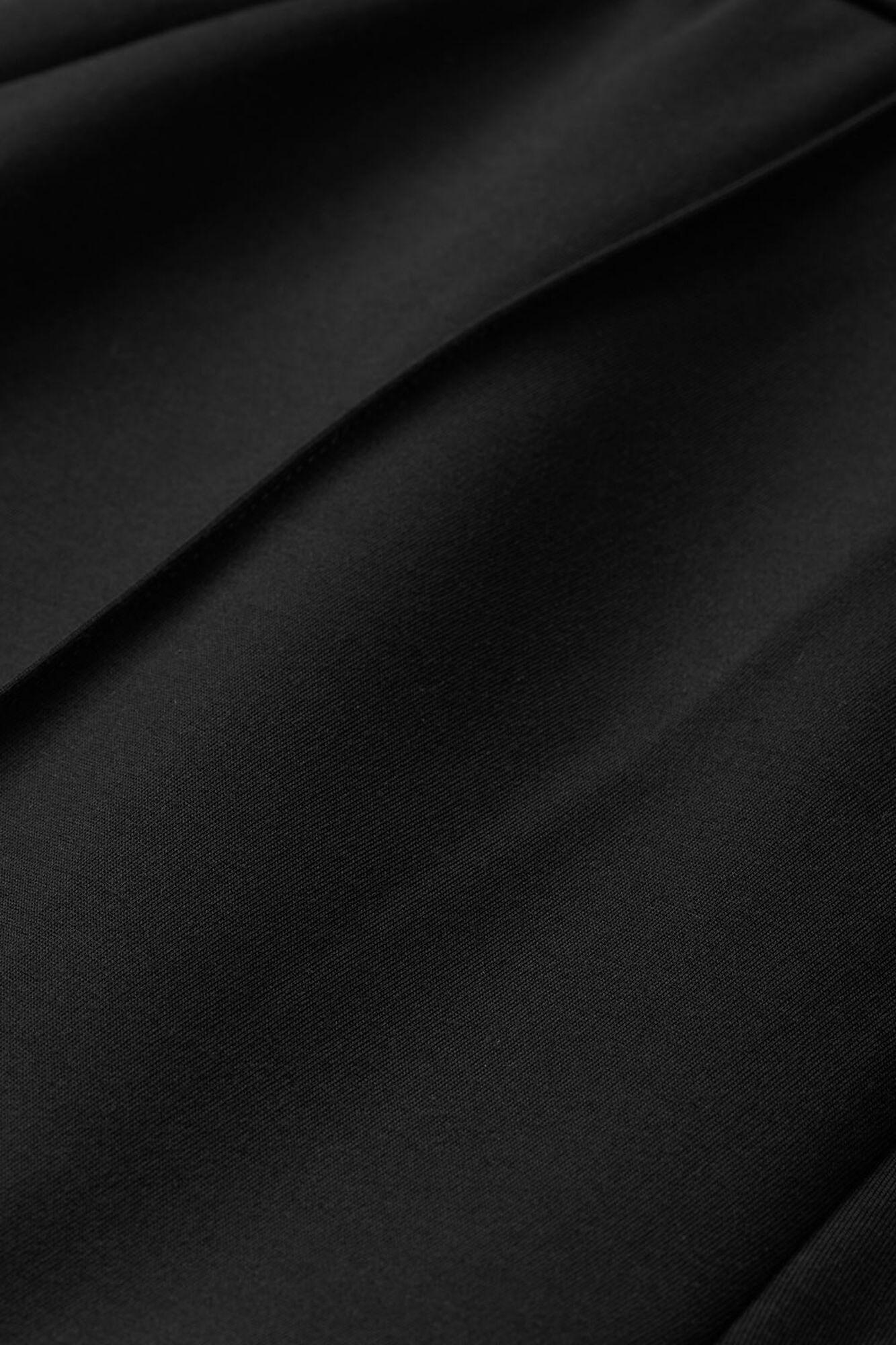 PAQUITA JERSEY TROUSERS, Black, hi-res