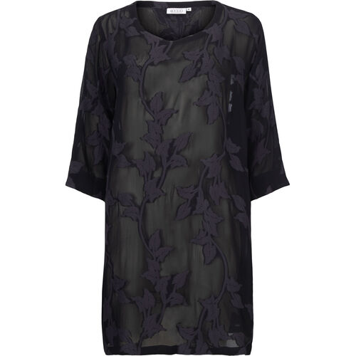 GLUSNA TUNIC, BLACK, hi-res
