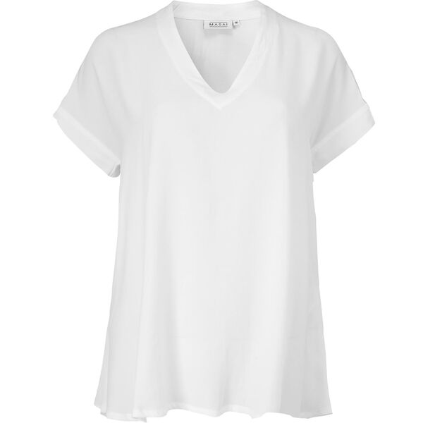 ELBA TOP, WHITE, hi-res