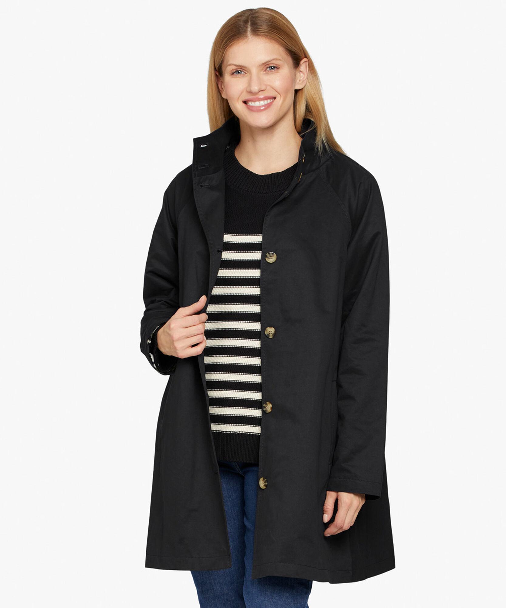 TERESA COAT, Black, hi-res